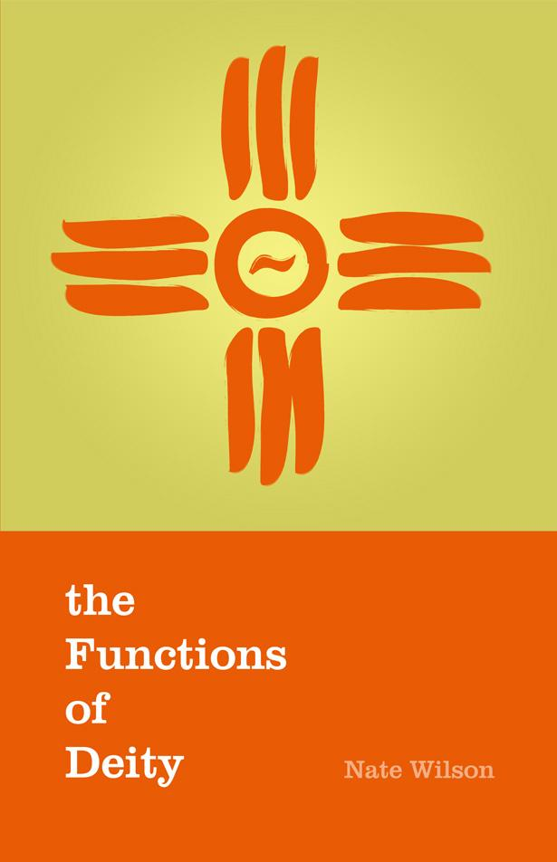 Functions of Deity Book Cover