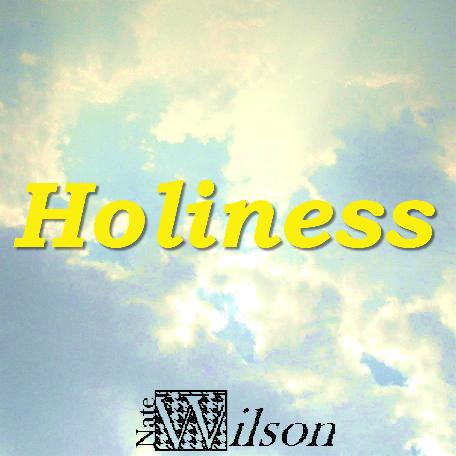 Holiness Album by Nate Wilson